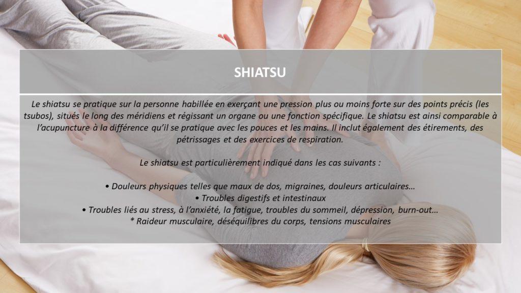 Shiatsu par Corinne - Durancia - Centre Balnéo & Spa - Montgenèvre - Hautes-Alpes